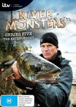 River Monsters : Series 5 (The Extended Cut) - Daniel Goz