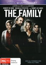 The Family (DVD/UV) - Robert De Niro