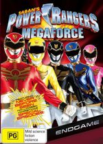 Power Rangers Megaforce : End Game - Not Specified
