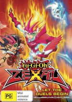 Yu-Gi-Oh! Zexal : Let the Duels Begin - Not Specified