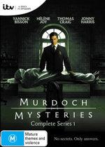 Murdoch Mysteries : Series 1 - Jonny Harris