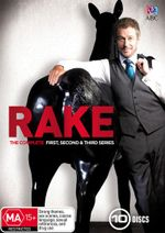 Rake : Series 1 - 3 - Richard Roxburgh