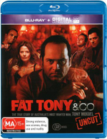 Fat Tony & Co. (Blu-ray/UV) - Robert Mammone