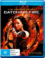 The Hunger Games : Catching Fire (Blu-ray/UV) - Jennifer Lawrence
