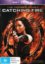 The Hunger Games : Catching Fire : (DVD/UV) - Jennifer Lawrence