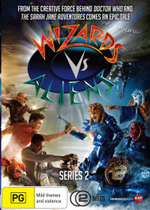 Wizards Vs Aliens : Series 2