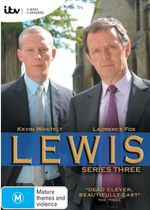 Lewis : Series 3 - Kevin Whately