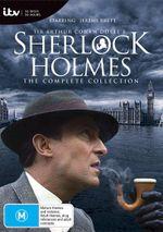 Sherlock Holmes : The Complete Collection (Jeremy Brett) - Jeremy Brett
