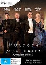 Murdoch Mysteries : Series 2 - Jonny Harris