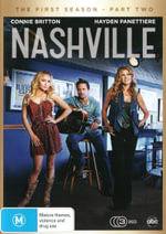 Nashville : Season 1- Part 2 - Connie Britton