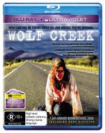 Wolf Creek (Blu-ray/UV) - John Jarrat