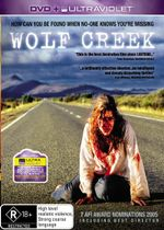 Wolf Creek (DVD/UV) - Cassandra Magrath