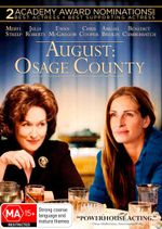 August : Osage County (DVD/UV) - Meryl Streep