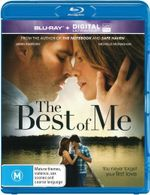The Best of Me (Blu-ray/UV) - Luke Bracey