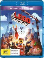 The Lego Movie (Blu-ray/UV) - Chris Pratt