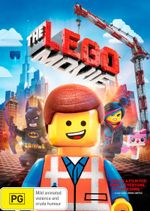 The Lego Movie (DVD/UV) - Chris Pratt