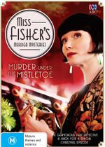 Miss Fisher's Murder Mysteries : Murder Under the Mistletoe - Essie Davis