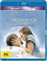 The Notebook (Blu-ray/UV) - Rachel McAdam