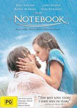 The Notebook (DVD/UV) - Rachel McAdam