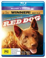 Red Dog (Blu-ray/UV) - Josh Lucas