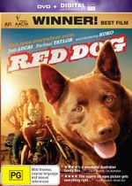 Red Dog (DVD/UV) - Rachael Taylor