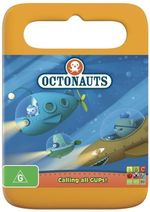 Octonauts : Calling all GUPs! - Ross Breen