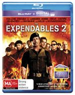 The Expendables 2 (Blu-ray/UV) - Sylvester Stallone