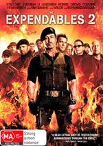The Expendables 2 (DVD/UV) - Sylvester Stallone