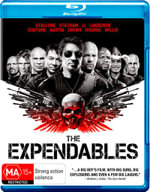 The Expendables (Blu-ray/UV) - Steve Austin