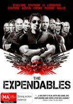 The Expendables (DVD/UV) - Steve Austin