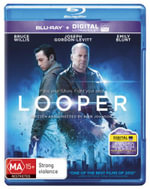 Looper (Blu-ray/UV) - Bruce Willis