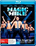Magic Mike (Blu-ray/UV) - Channing Tatum