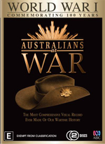 WWI (Commemorating 100 Years) : Australians at War (NP) - John Stanton