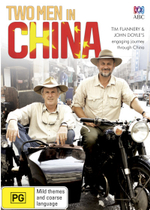 Two Men in China - Tim Flannery
