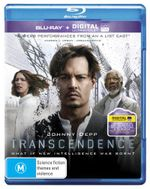 Transcendence (Blu-ray/UV) - Rebecca Hall