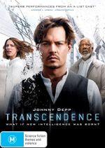 Transcendence (DVD/UV) - Rebecca Hall