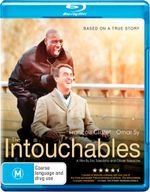 The Intouchables (Blu-ray + Digital Copy) - Franois Cluzet