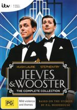 Jeeves and Wooster : The Complete Collection - Hugh Laurie