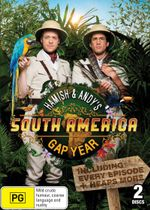 Hamish and Andy's Gap Year : South America