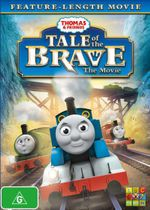 Thomas & Friends : Tale of the Brave (The Movie) - Mark Moraghan