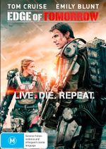 Edge of Tomorrow (DVD/UV) - Tom Cruise