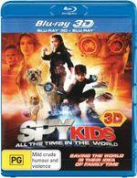 Spy Kids 4 (3D Blu-ray/Blu-ray) - Rowan Blanchard