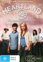 Heartland : Series 5 - Amber Marshall