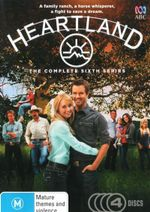 Heartland : Series 6 - Michelle Morgan