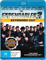 The Expendables 3 (Extended Cut) (Blu-ray/UV) - Sylvester Stallone