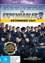 The Expendables 3 (Extended Cut) (DVD/UV) - Sylvester Stallone
