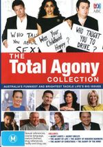 Total Agony : Box Set - Adam Zwar