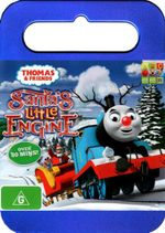 Thomas & Friends : Santa's Little Engine - Jules De Jongh