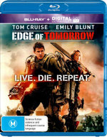 Edge of Tomorrow (Blu-ray/UV) - Emily Blunt