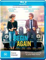 Begin Again (Blu-ray/UV) - Adam Levine